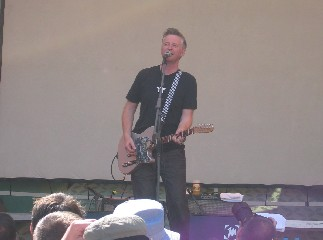 Billy Bragg, Rudolstadt 2008