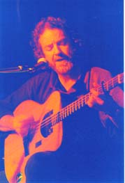 Andy Irvine; photo by The Mollis
