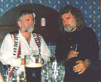 Danny Kyle, Billy Connolly